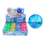 Esfera Bouncy do ar Multicolor do diâmetro do OEM 10cm