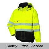 産業高い可視性の安全反射均一ジャケット