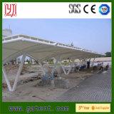 옥외를 위한 방수 PVDF 지붕 덮개 차 천막