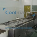 Fruits de mer/chaîne de production quick-frozen par crevette/ligne de la crevette IQF