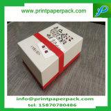 Het In reliëf maken van de douane de Doos van de Opslag van de Doos van de Juwelen van de Doos van de Gift van het Karton van de Verpakking van de Druk van de Luxe