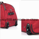 Прочное, котор катят перемещение багажа вагонетки напольное резвится мешок сумки (CY3603)