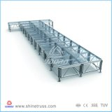Bewegliches Stadiums-Hochzeits-Aluminiumstadium