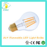 ネオジムのガラスEdision LEDの電球A60