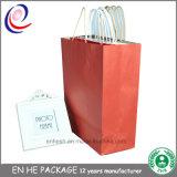 Sacchetto professionale della carta kraft del fornitore