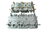 Precisión del molde de estampado de alta velocidad para la laminación del motor de aire acondicionado