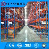 Hoher Lager-Anwendungs-Speicher-Stahlladeplatten-Racking