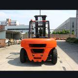 7 Tonnen-Dieselmotor-angeschaltener Ladeplatten-Gabelstapler (CPCD70)
