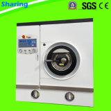 machine complètement automatique de nettoyage à sec de 10kg 12kg Perc pour l'hôtel et le système de blanchisserie