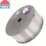 Tuyaux d'air en caoutchouc de boyau de boyau d'unité centrale de qualité pour les outils pneumatiques