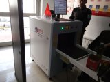 Varredor da bagagem da inspeção da segurança do raio X