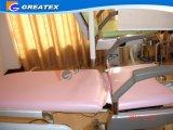 최고 제조자 Nantong 의학 강철 납품 침대 도매를 위한 전기 유압 부인과학 의자 가격