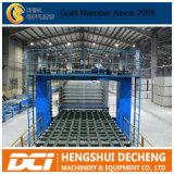 Muro a secco di superficie di carta che fa la pianta della macchina di fabbricazione della scheda gesso della Cina/della macchina