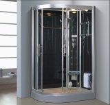 sauna gris del vapor del sector de 1200m m con la ducha para las solas personas (AT-D0902A)