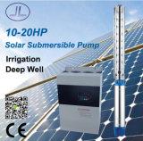 10-20HP ZonnePomp met duikvermogen, Diepe goed Pomp, de Pomp van de Irrigatie