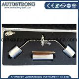 Appareil de contrôle chaud matériel de déformation d'isolation solide/appareillage électronique de pression de bille