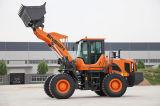 Venda quente: Ensign roda Laoder Yx636 modelo de 3 toneladas com o manche no estoque