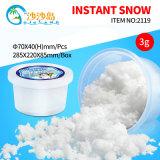 Nieve inmediata (crisol de 3 g)
