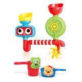 Brinquedo de pulverização do bebê do brinquedo do banho de chuveiro do bebê do brinquedo da água engraçada (H10686009)