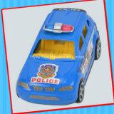 Populäres Plastiksüßigkeit-Spielzeug-Polizeiwagen-Spielzeug mit Süßigkeit