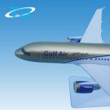 Modello dell'aeroplano del passeggero del Airbus A320 Guif