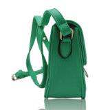 Mini diseños verdes de los bolsos de hombro del totalizador para las colecciones de Gils