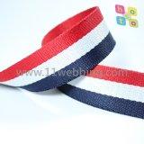 Tessitura binaria del poliestere di colore di vendita calda per Bgas \ accessori per il vestiario