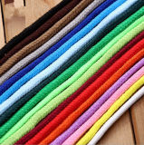Corde intrecciate poliestere del sacchetto di acquisto della maniglia