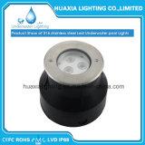 Iluminación subacuática ahuecada LED de White/RGB 9watt