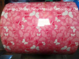 A bobina popular do teste padrão de flor PPGI/imprimiu a bobina de aço da cor com alta qualidade