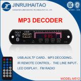 Jogador de MP3 mais barato do carro de Bluetooth com de controle remoto