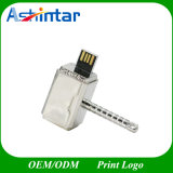 Lecteur flash USB en métal de Thumbdrive Pendrive d'instantané de mémoire de marteau
