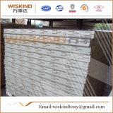 El panel de emparedado de las lanas de roca del surtidor de China para el sitio limpio