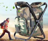 Zaino di campeggio di campeggio piegante del sacchetto dell'attrezzatura della presidenza di pesca di corsa di picnic