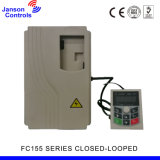 Conversor de freqüência FC155 Closed-Loop VFD com controle de operação remoto do painel