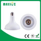 La alta calidad PAR30 LED enciende la MAZORCA 12W