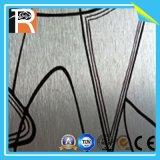 Панель слоистый пластик, изготовляемый прессованием под высоком давлением металла (JK06113)