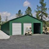 Light Prefab Steel Frame Warehouse for Storage