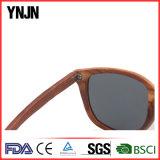 2017 lunettes de soleil polarisées unisexes à extrémité élevé de bois de santal rouge de modèle neuf