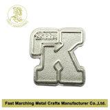 Pin del risvolto del ricordo dello smalto del metallo della fabbrica/distintivo molli