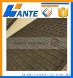 Каменная Coated плитка крыши металла для дома в Нигерии