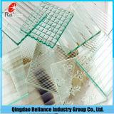 3-6mm abgetönte Abbildung Glas/Green-Muster-Glas-/Grey-Abbildung Glas/Blue-Muster-Glas/Bronze des Muster-Glas-/Farbe Muster-Glas