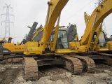 L'excavatrice d'occasion Japon initial de KOMATSU PC400-6 a fait