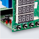 48*96mm 단 하나 Phase Digital LED Frequency Meter