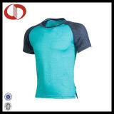 De Sporten die van de In te ademen Mensen van de Polyester van 100% Overhemden in werking stellen