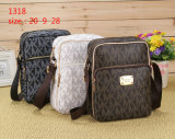 handbag Mk PU Leather 형식 Desinger 여자 숙녀 메신저 어깨에 매는 가방