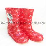 신식 고품질 형식 소녀 아이들의 Rainboots