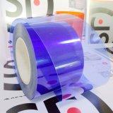 De blauwe Stijve Film van pvc voor de Farmaceutische Verpakking van de Blaar van de Verpakking