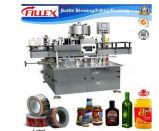 Tipo rotatorio máquina del pegamento frío automático de etiquetado