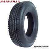 Fábrica china 11r22.5 11r24.5 del productor del neumático del carro de acoplado